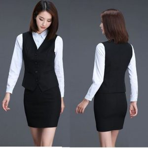 Mẫu đồng phục váy Đà Nẵng 06