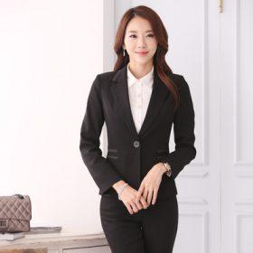 Mẫu đồng phục Vest nữ Đà Nẵng 04