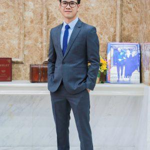 Mẫu đồng phục Vest nam Đà Nẵng 05