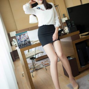 Mẫu đồng phục váy Đà Nẵng 05
