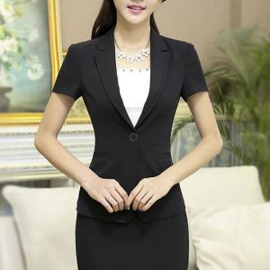 Mẫu đồng phục Vest nữ Đà Nẵng 07