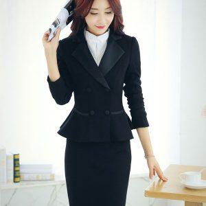 Mẫu đồng phục Vest nữ Đà Nẵng 02