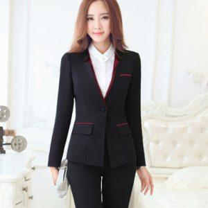 Mẫu đồng phục Vest nữ Đà Nẵng 09