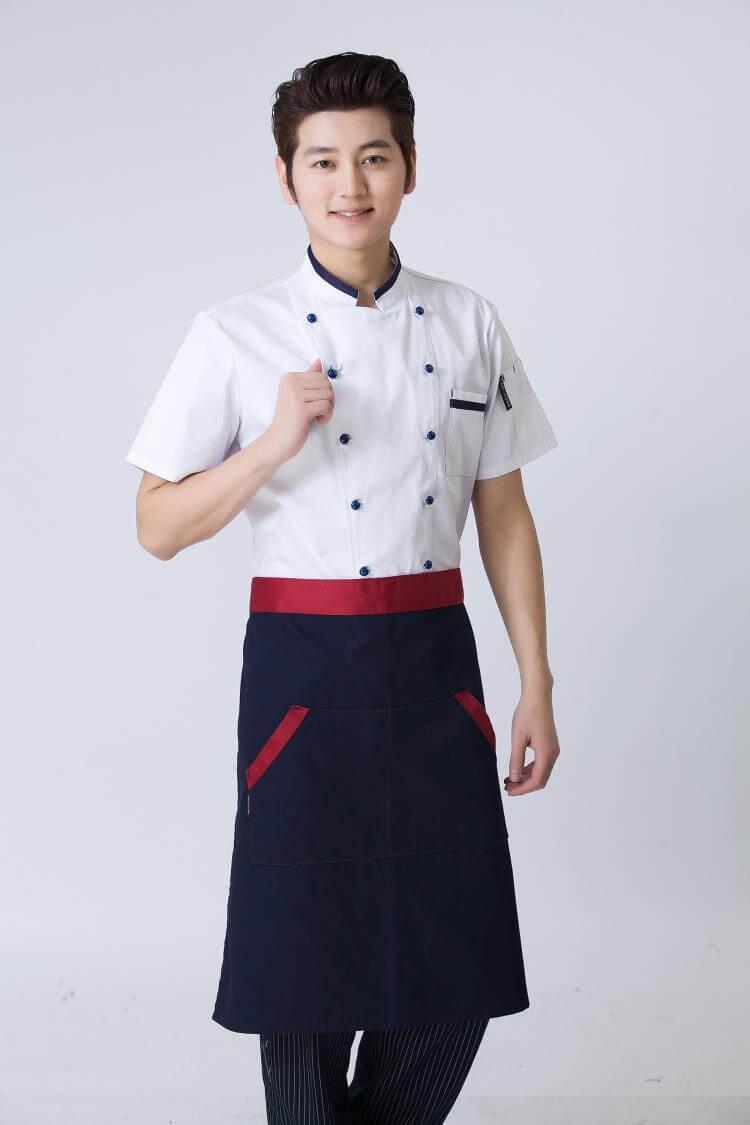 đồng phục bếp đà nẵng