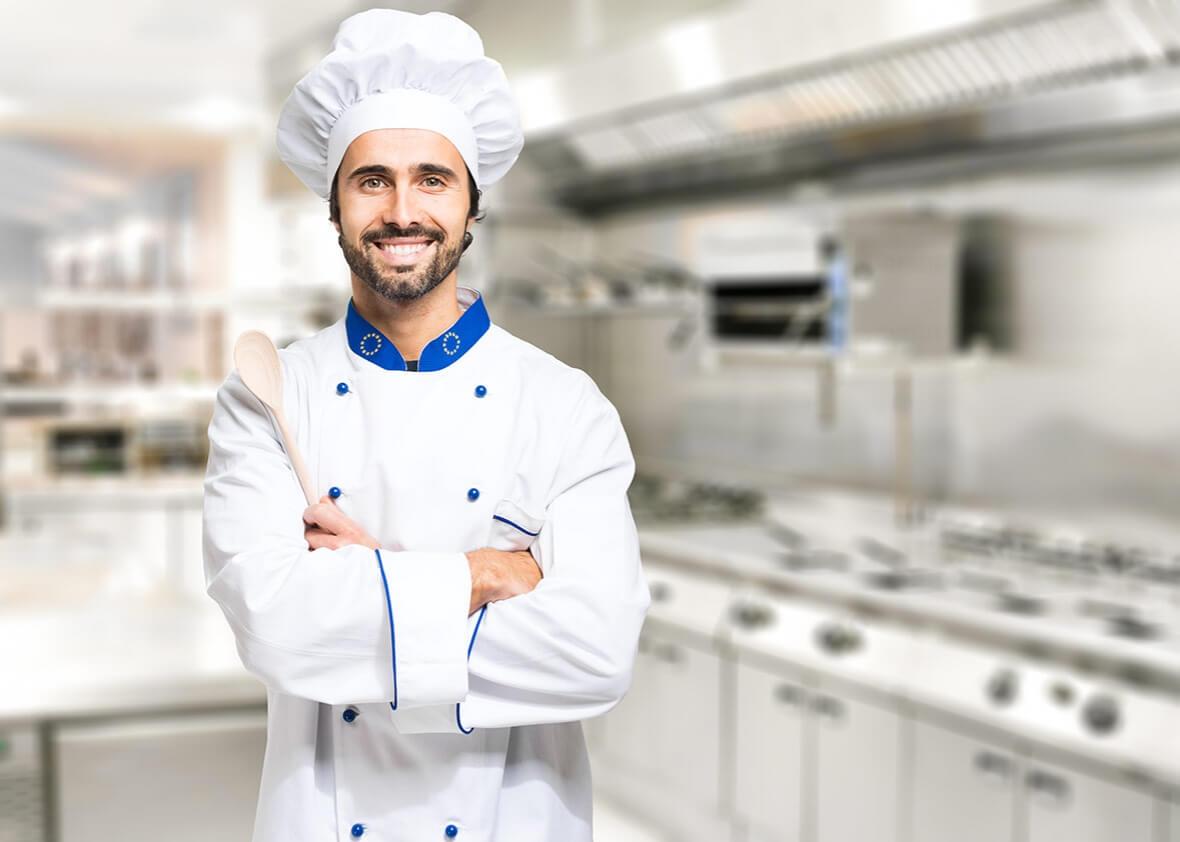 đồng phục đầu bếp tại đà nẵng