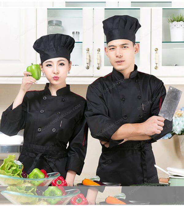 may đồng phục bếp đà nẵng