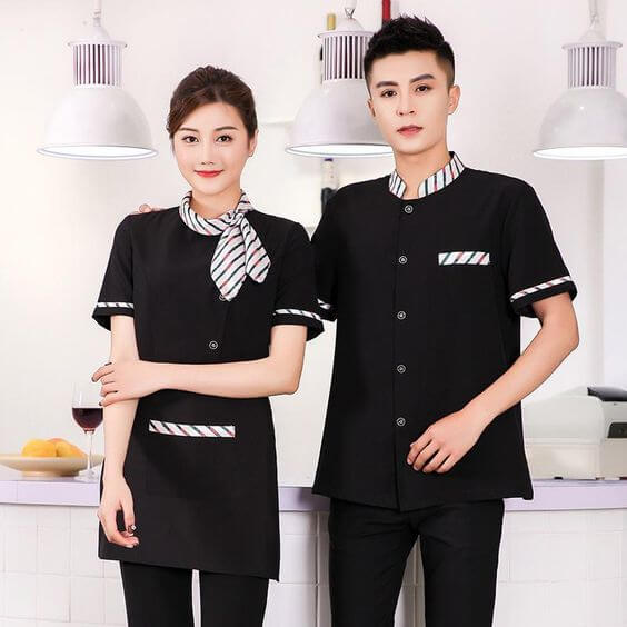 đồng phục nhà hàng đà nẵng