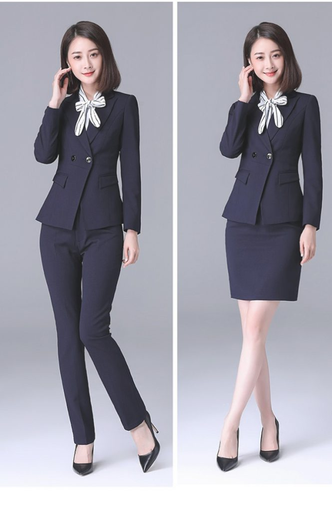 đồng phục vest nữ đà nẵng