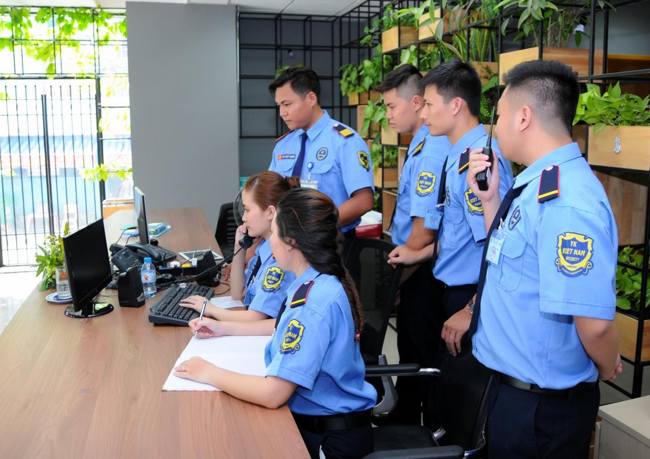 Đồng phục bảo vệ Đà Nẵng