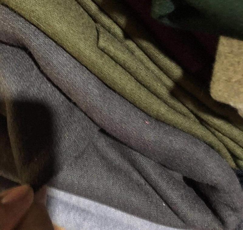 vải may vest