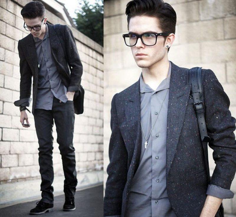 cách phối màu áo vest nam với quần