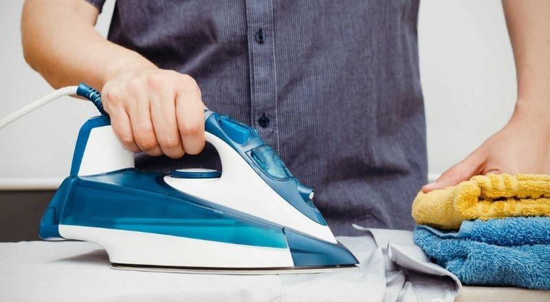 Cách chữa quần áo ủi bị bóng hiệu quả, cách xử lý quần tây ủi bị bóng