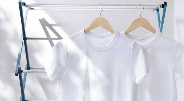 Cách giặt đồng phục trắng